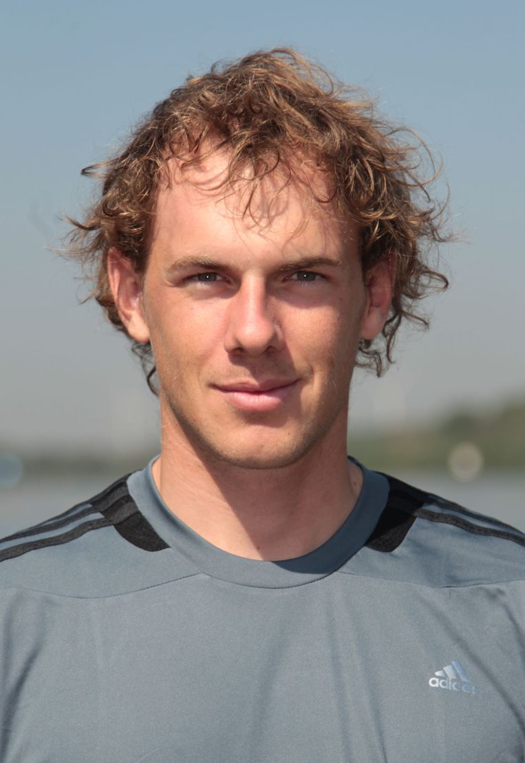 Hannes Obreno. Beeld BELGA
