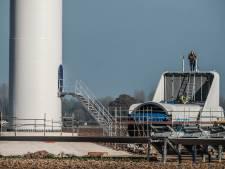 Mijlpaal voor Zevenaar: bouw van windturbines op Bijvanck afgerond