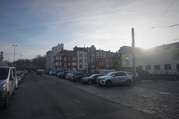 Het project komt langs de Slachthuiskaai, tussen de Lijndraaiersstraat en Vaartstraat