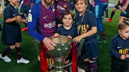 Messi pakt 10de landstitel, op weg naar uniek seizoen?