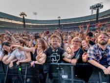 Ruim 100 meldingen over geluidsoverlast tijdens concert Rammstein