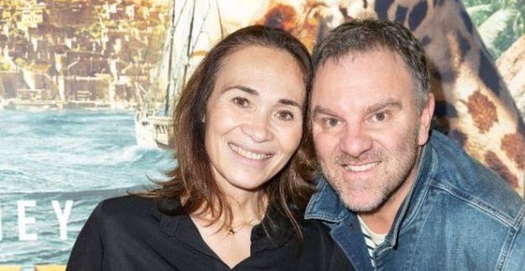 Bibian Mentel en man Edwin Spee winnen bijzondere prijs Beeld BrunoPress