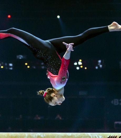 Une combinaison intégrale à l'Euro: le message fort de la gymnaste Sarah Voss