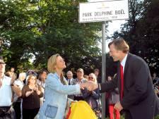 Krijgt Delphine Boël nu ook een officieel park in Gent?
