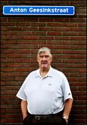 Judoka Anton Geesink woonde jarenlang met zijn gezin boven zijn eigen judoschool in de naar hem vernoemde straat in de wijk Ondiep.