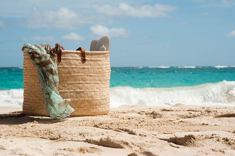 Bag beach Beeld Getty Images
