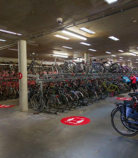 Fiets krijgt alle ruimte in binnenstad, Eindhoven wil aantal stallingen verdubbelen