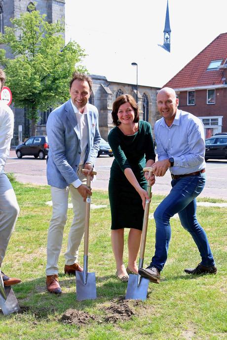 Grond Marktplan Haaksbergen verkocht aan Nordwick