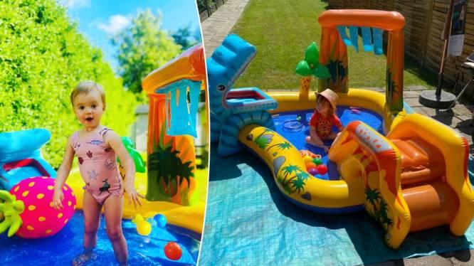 """PROMOJAGERS SUPERTIP. Action verkoopt zwembad nu voor prikje: """"Dat is echt wel IMMENS groot prijsverschil"""""""