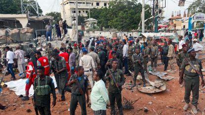 Dodentol bij aanslagen met bomauto's in Somalië loopt verder op: 41 doden en 106 gewonden