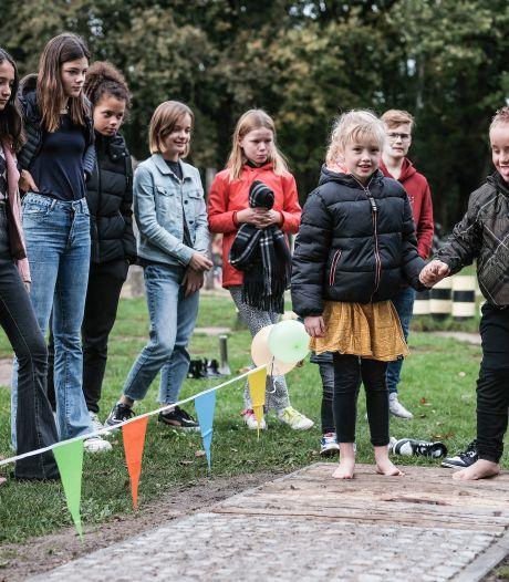 Spelen zonder beperkingen voor álle kinderen op Koekendaal dankzij Doetinchemse Kinderraad