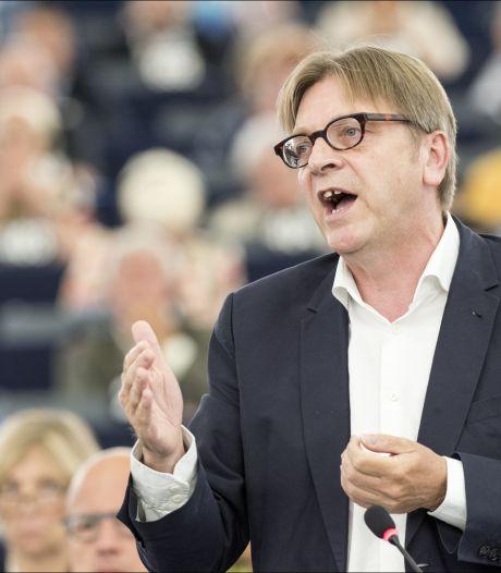 L'idée de Verhofstadt pour faire passer le CETA en force