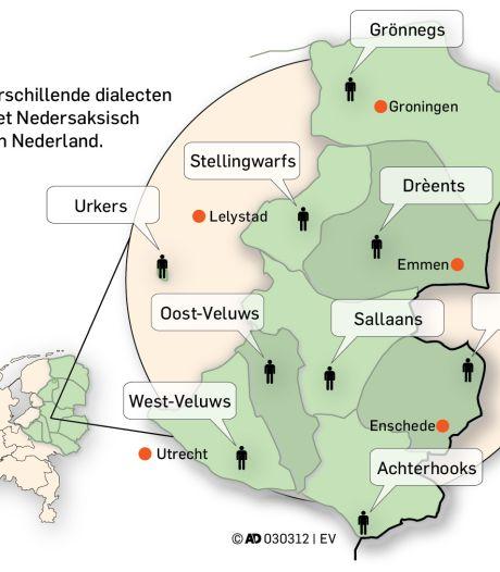Nedersaksisch gaat vaker over de tong in Overijssel dan in Gelderland: doe mee aan de streektaalquiz