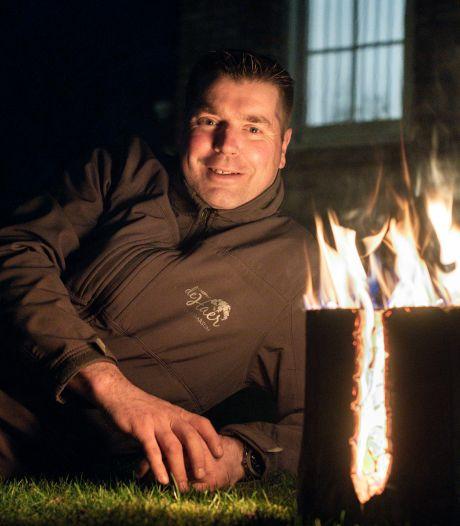 Niels Bruns: Toch nog een klein (paas) vuurtje in Agelo
