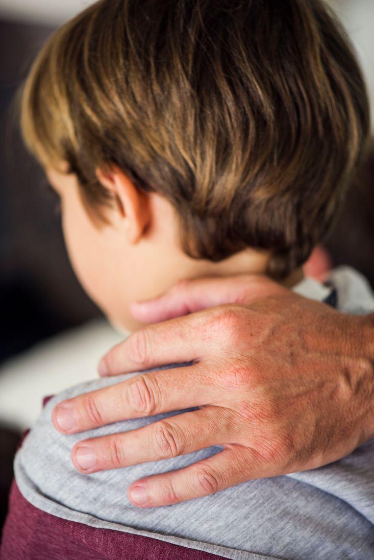 Kinderen zijn er de dupe van dat hun belangrijkste hulpverleners het slechtst worden beloond. Beeld Getty Images