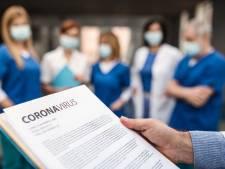 Corona in Zuidoost-Brabant: géén adempauze voor de ziekenhuizen; toename nieuwe besmettingen