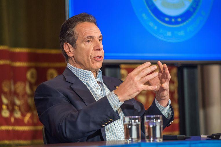 Gouverneur van de staat New York, Andrew Cuomo