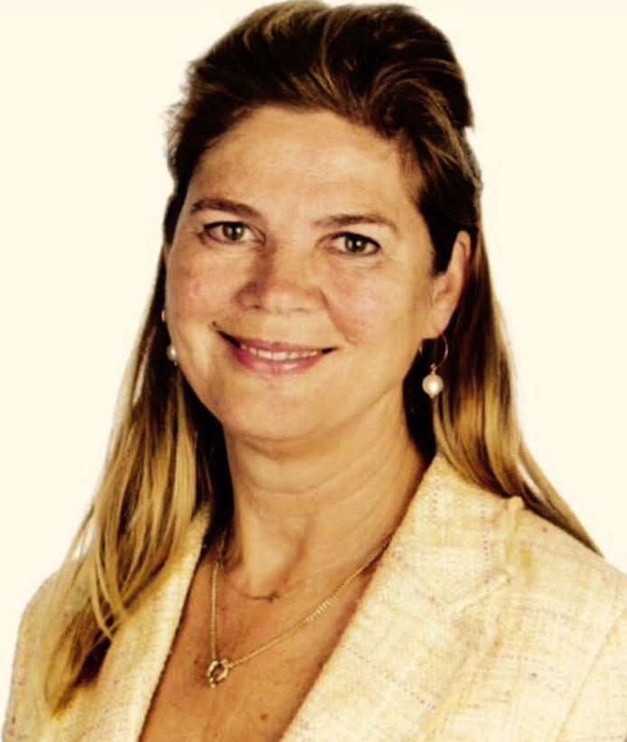 Joke Beuger, lijsttrekker van GroenLinks in Waalre
