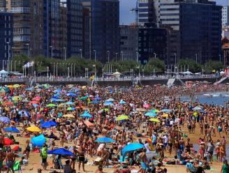 Zonnig en (snik)heet in Europese vakantielanden