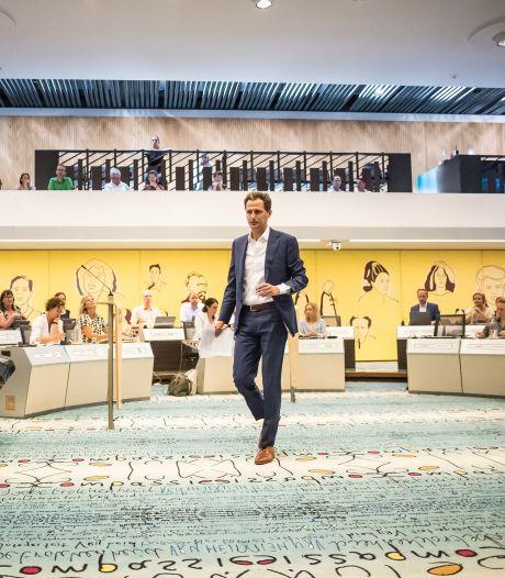 Akkoord over nieuw stadsbestuur in Arnhem, Bob Roelofs woensdag gepresenteerd als wethouder