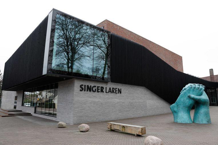 Het exterieur van Museum Singer in Laren.  Beeld ANP