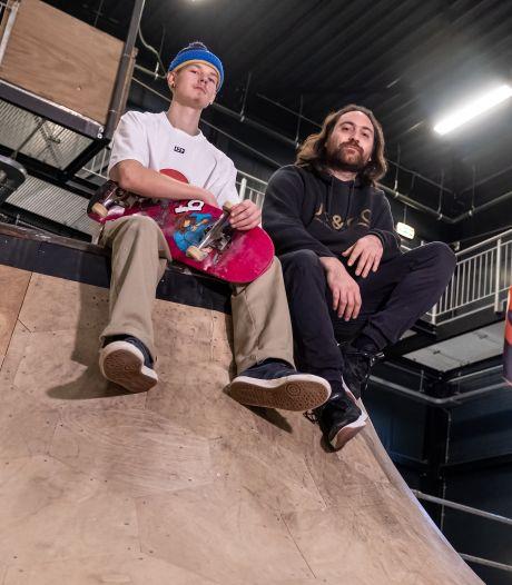 Nooit meer last van regen: nieuw overdekt skatepark in Amersfoort brengt skaten naar een hoger niveau