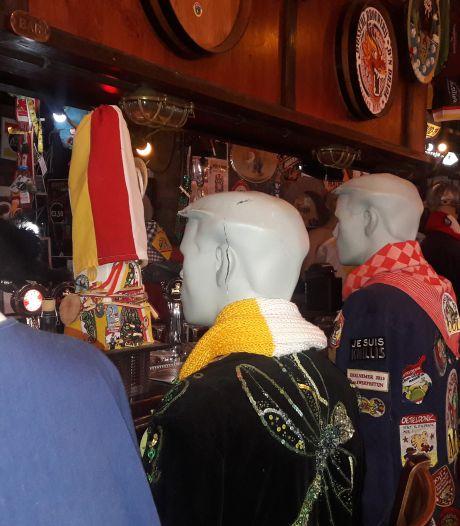 Café De Basiliek stampvol met paspoppen:  'Mensen worden er blij van'