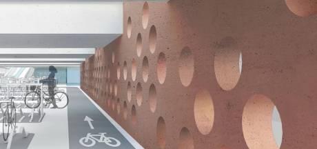 Stad maakt plaats voor 800 fietsen in parking Groenplaats, aantal auto's ingekrompen