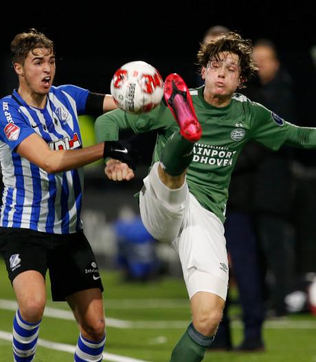 Samenvatting | FC Eindhoven - Jong PSV