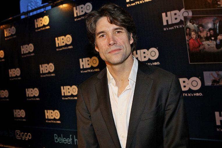 Acteur Daniel Boissevain. Beeld null