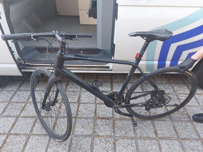 De andere gevonden fiets in Essen