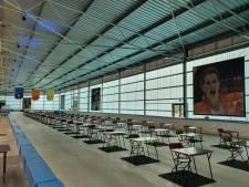 Zweten op de ijsbaan: leerlingen Koning Willem II College starten met eindexamens in ijshal