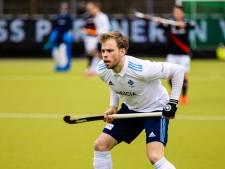 HC Tilburg wint weer niet van Klein Zwitserland en is woest na gelijkspel
