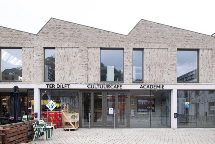 Bibliotheek van Bornem in CC Ter Dilft