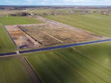 Waterberging van 4 hectare bij Punthorst in de maak, maar voorlopig toch zonder zonnepanelen