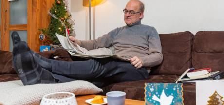 Geen gevulde kerstagenda dit jaar,  dirigent en organist Harm Hoeve zit voornamelijk thuis in Rouveen