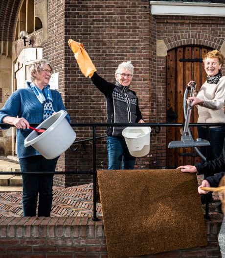Hoogmade moest even geduld hebben, maar de kerk komt terug: 'Waar een klein dorp groot in kan zijn'