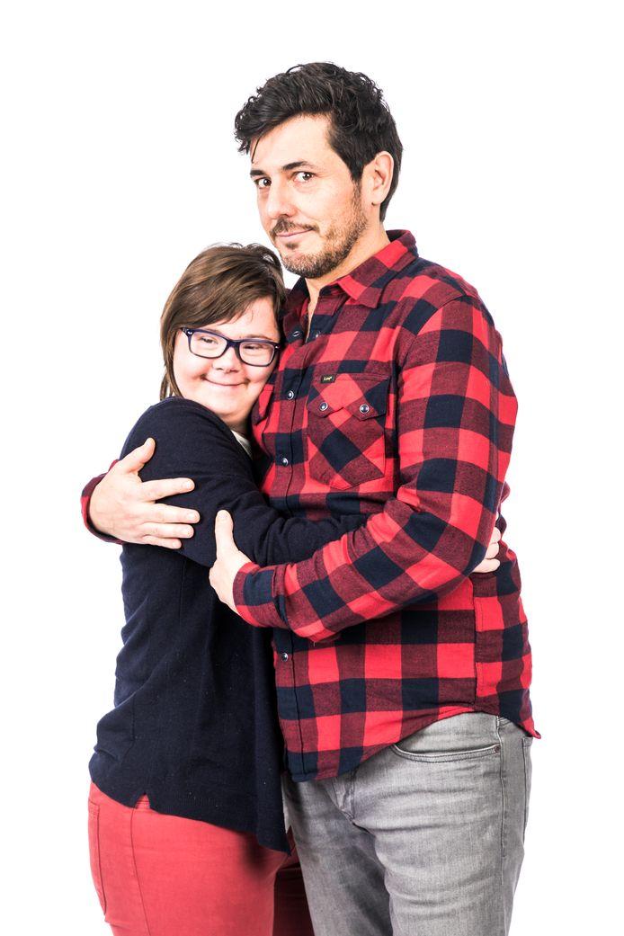 Down the road (één) - Lisa (26) en Dieter Coppens