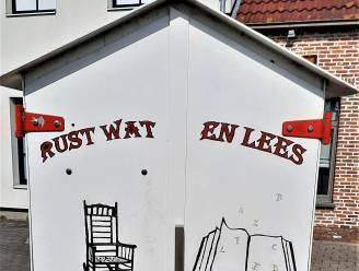 """""""Eerste sprekende boekenruilhuisje van het land"""": wijkbewoners pakken uit met origineel initiatief"""