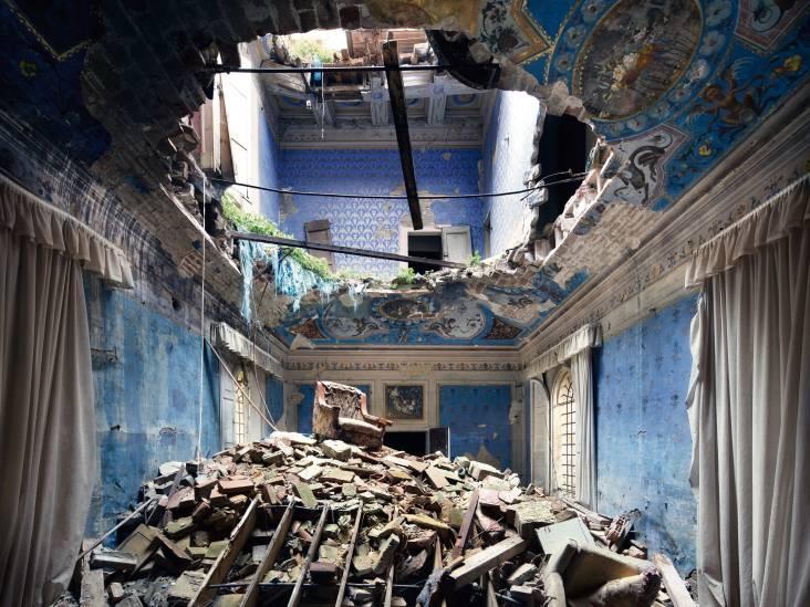 Van verlaten fabriek tot casino: fotograaf Henk is gefascineerd door leegte