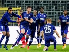 Match spectaculaire au Lotto Park: Anderlecht arrache un partage à la dernière seconde face à l'Antwerp