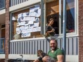 Eierterreur bij Syriërs in Bossche wijk, gezin krijgt 'overweldigend' veel positieve reacties