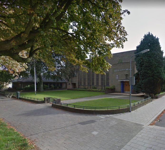 De Nieuw-Apostolische Kerk in Hilversum