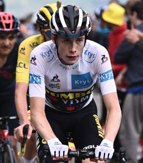 Jonas Vingegaard, van visafslag naar Tourpodium