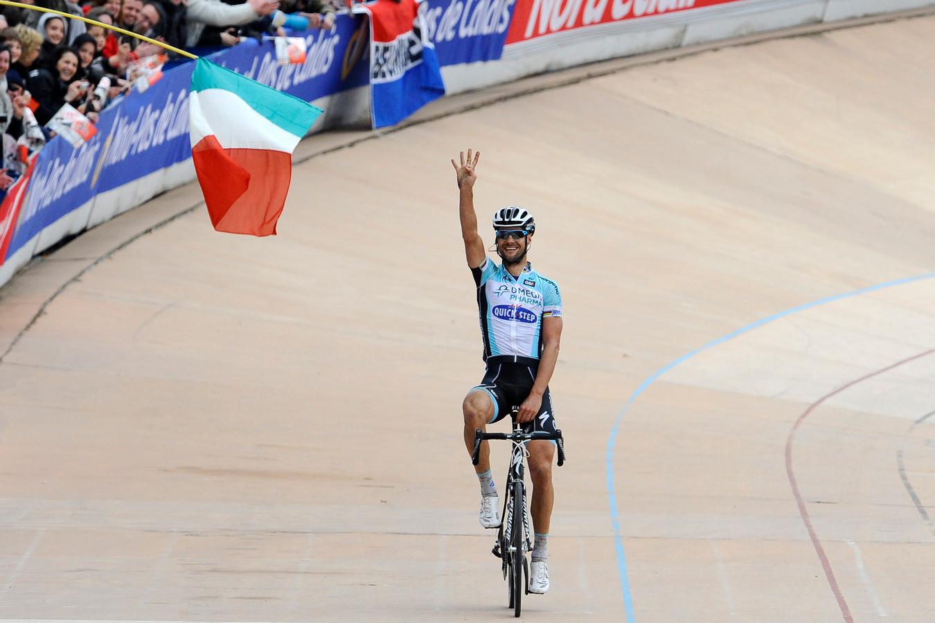 Avec quatre succès sur la piste du vélodrome, Tom Boonen s'est assis juste à côté de Monsieur Paris-Roubaix, Roger De Vlaeminck, dans la légende de l'Enfer du Nord.