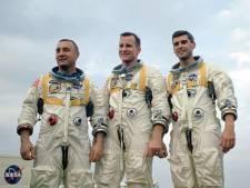 Obama herdenkt omgekomen ruimtehelden NASA