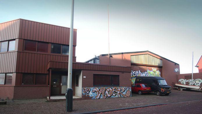 De Vloek aan de Hellingweg in Scheveningen.