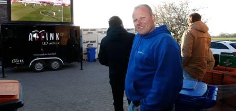 De apotheose wordt een deceptie voor supporter Rutger van Lier: 'Zo gaat het altijd met De Graafschap'