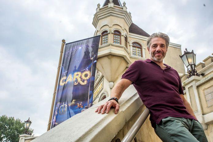Ton Peeters uit Waalre speelt in nieuwe Efteling-productie CARO.