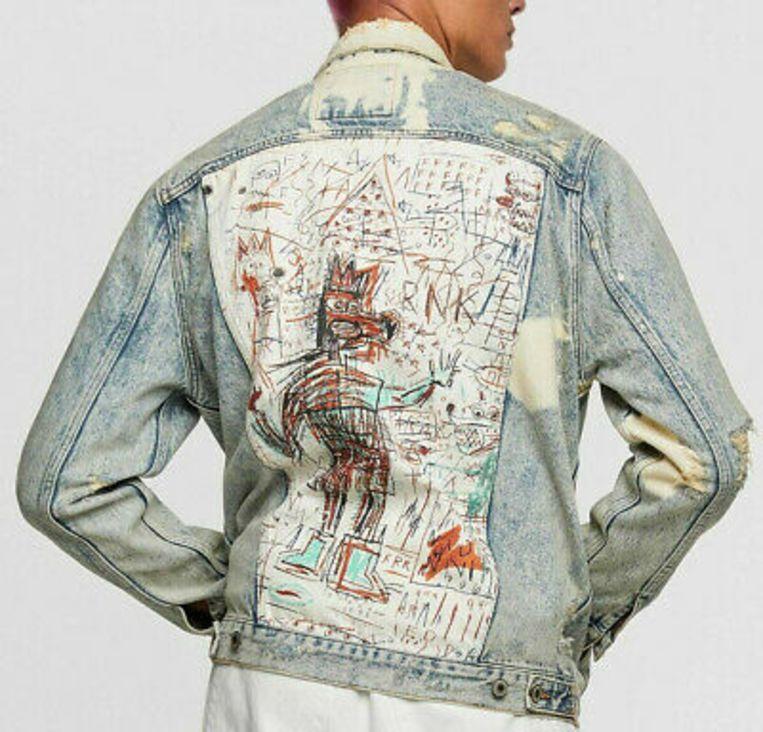 null Beeld Zara/Estate of Jean-Michel Basquiat